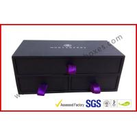 Best Embossed Stylish Jewelry Apparel Gift Boxes , Rigid Gift Boxes with Lids wholesale