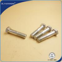 Best High Strength Full Thread Bolts Stainless Steel GB / DIN Standards wholesale