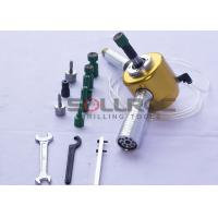 China Pneumatic Hand Hold Drill Bit Sharpening Tool For Worn Button Bit Sharpening on sale