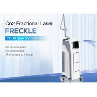 Best Fractional Co2 Laser Stretch Marks Removal Machine / Skin Resurfacing Machine wholesale