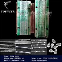 China plastic Roller curtains Blinds string ball Chain mould on sale