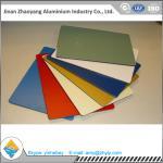 Best RAL Color Coated Aluminium Alloy Sheet wholesale