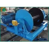 Best China Manufacturer Electric Pulling Cable Drum Winch For Sale wholesale