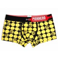 Cheap Antibacterial Mens Trunk Underwear Wide Waistband OEM OEDM Service for sale