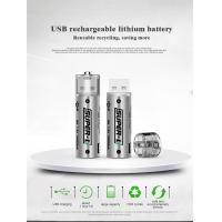 Best USB rechargeable lithium battery, Reusable recycling, saving more wholesale