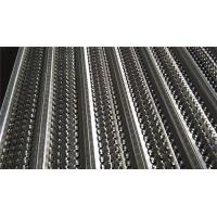 Best Stainless Steel Rib Lath Mesh , Hot Galvanized Expanded Metal Mesh wholesale