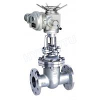 Best Electric Motor Drived Flanged Gate Valve with Dia.200 – 1600 mm for Hydropower Station wholesale