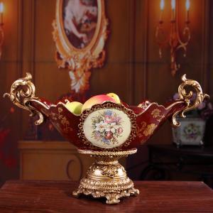 Best Ceramic craft fruit tray wholesale