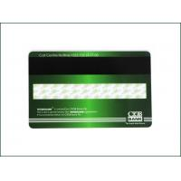 Best High Frequency Membership PVC Card , Custom Mag Stripe Cards Matte Finished wholesale
