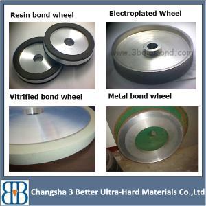 China Diamond Grinding Wheel/Glass Diamond Wheel/Diamond Edging Wheel on sale