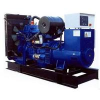 China Standby Perkins Electric Generators 125KVA / 100KW Open Type With Radiator Cooling System on sale
