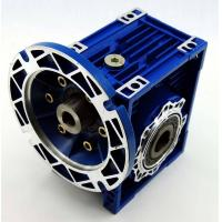 Best RV/NMRV/NMRW 030 series worm gear box with flange shaft mounted speed reducer reductor wholesale