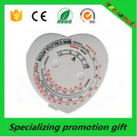 Buy cheap 2m PVC 60 inch mini custom tailor Retractable Tape Measure product