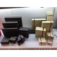 Best Customizable Fancy paper Jewelry Display Cases / Gift Packaging Box wholesale