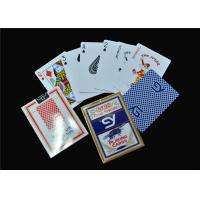 Best Unique Poker Playing Cards Normal Poker Size Standard Index with Box wholesale