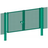 Best Pvc Coated Anti Climb 358 High Security Wire Mesh Fence Anti - Cut Wall Fence wholesale