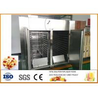China Dried Fruit And Vegetable Processing Line 304 / 316 Stainless Steel Material on sale