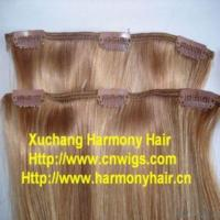 China Best Clip Hair Extensions Double Weft on sale