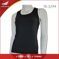 Best Women sleeveless sports vest gym apparel wholesale