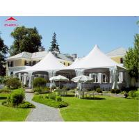China Outdoor Event Pagoda Party Tent , Instant Canopy Tent With PVC Fabric on sale