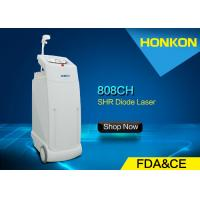 Buy cheap Fast Hair Removal Machine Safe / Painless / Fast 808nm diode  Laser Hair Removal Equipment product