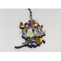 Best Anime rubber pendants custom cartoon figures phone pendants supply for promotional gifts wholesale