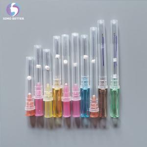 China facial i  beauty  lift blunt needle cannula thread lift face lift pdo thread on sale