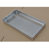Best factory hot sale food grade stainless steel disinfect basket wholesale