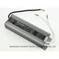 Best 10A 5A 120W Waterproof LED Diver Ribbon Strip Switching Power Supply 12V DC 24V DC for LED Advertising wholesale