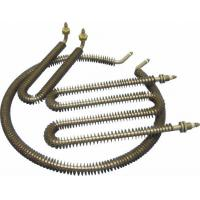 China Customized Finned Tubular Heater , Immersion Heater Element For Home on sale