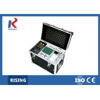 China Grounding Cable Continuity Tester RSR3610A 0.1μΩ Resolution 5kg Wight on sale