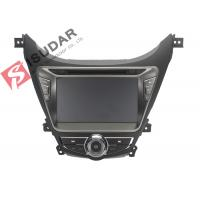 Best HYUNDAI ELANTRA Android Car DVD Player With Navigation System Support 3G wholesale