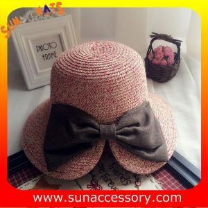 Best AK16800 ladis sun summer hats paper hats , promotion hats and cap for sale wholesale