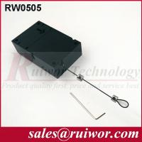 Buy cheap Retail Stores Display Cell Phone Anti Theft Cable With Adjustable Loop End product