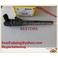 Best BOSCH Genuine  Common rail injector 0445110274, 0445110275, fuel injector 33800-4A500 wholesale