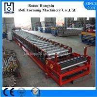 Best Filming Laminating Floor Deck Roll Forming Machine Cr12 Cutting Blade wholesale