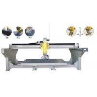 Buy cheap Bridge Grinding And Sawing Automatic Stone Cutting Machine , Cutting Thickness 0 from wholesalers