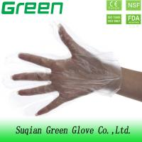 Best Catering And Food Preparation Disposable PE Glove With Food Grade wholesale
