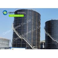 Best 30000 Gallons Stainless Steel Industry Water Tanks For  Chemical Plant / Food Process Factory wholesale