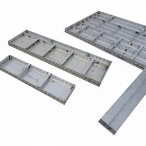 Best 6061 T6 6M 2MM Building Aluminum Formwork Profiles wholesale