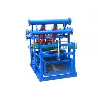Best High Power Mud Cleaning Equipment Sand Cleaning Equipment With Bottom Shale Shaker wholesale