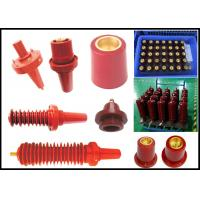 Best Bus - Bar Epoxy Resin Cast Bushing For Combined Connection Ring Main Units / Gas Insulated Switchgear wholesale