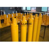 Yellow HQL Series Down The Hole Hammer Oil Drilling Tools QL60 Shank 1212mm Length