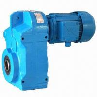 China F Series Speed Reducer/Gear Motor, Low Noise, High Efficiency and Nice design on sale