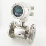 Best Dn300 250mm Mag Flow Water Meter , Sanitary Grout Magnetic Flowmeter wholesale
