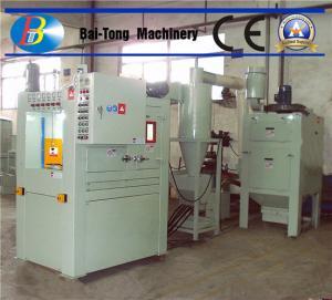 Best Flashlight Body Automatic Sandblasting Machine Satillate Turntable Design wholesale