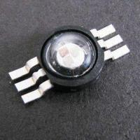 China 1W High-powered SMD LED in RGB Color, 3 x 1W Power Consumption, 140 Degrees Beam Angle on sale