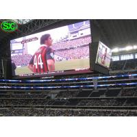Buy cheap P8 Square Sport Stadium Timer Video Led Display 160 Degree Viewing Angle from wholesalers