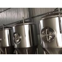 Best Beer fermentation tank jacketed conical fermenter beer brewing equipment for pub/restaurant/beer bar wholesale