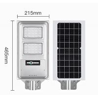 China 2835 LED Chip Solar Powered Flood Lights 80W 120W Cool White Energy Saving on sale